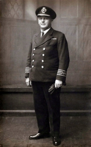 Captain Hubert Stanley Sivell