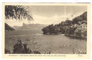 View towards Rio de Janeiro from Nictheroy, 1920s