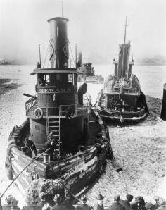 ice breakers new jersey ferry 1925